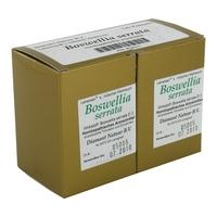 Boswellia serrata l. ind. weihrauch kapseln