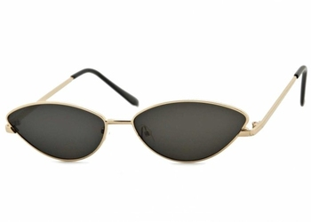 Okulary przeciwsłoneczne małe wąskie szybkie std-66