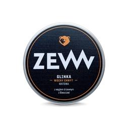 Zew glinka do włosów z węglem drzewnym 100 ml