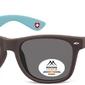 Okulary montana mp40a zielononiebieskie polaryzacyjne