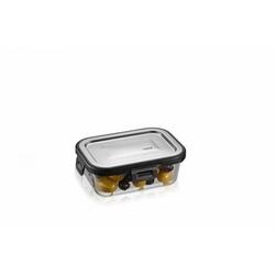 Gefu pojemnik na żywność milo prostokątny, 400 ml