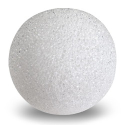 Kulka śnieżynka led ø 15 cm baterie
