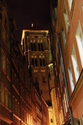 Fototapeta gdańsk bazylika mariacka 292