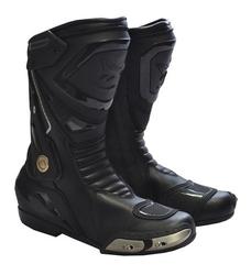 Rebelhorn pride ii buty skórzane czarne