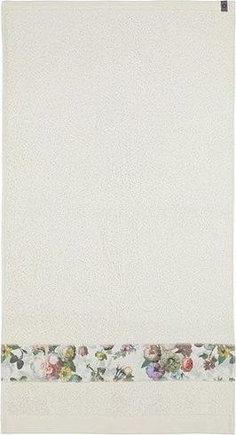 Ręcznik fleur jasnoszary 70 x 140 cm