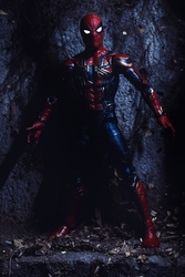 Iron spider-man - plakat wymiar do wyboru: 61x91,5 cm