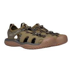 Sandały męskie keen solr sandal - zielony