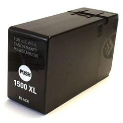 Tusz zamiennik pgi-1500 bk do canon 9182b001 czarny - darmowa dostawa w 24h
