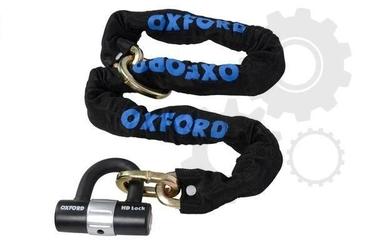 Oxford chain8- 8mm sq x 1.0mtr  lock zabezpieczenie antykradzieżowe