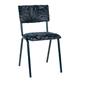 Zuiver krzesło back to miami midnight blue 1100416