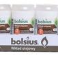 Bolsius, wkład olejowy do znicza, biały, 2 dni  palenia, 30 sztuk