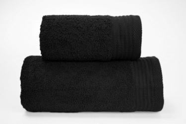 Ręcznik PERFECT Greno czarny - czarny