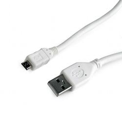 Gembird Kabel micro USB2.0 AM-MBM5P1.8mbiały