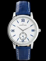 Granatowy zegarek meski na pasku JORDAN KERR - 6806G zj084b