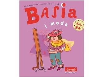 BASIA I MODA książka w twardej okładce