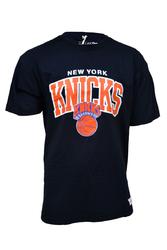 Koszulka Mitchell  Ness NBANew York Knicks Team Arch - TEAMARCHTRAD-NYKNIC-BLK