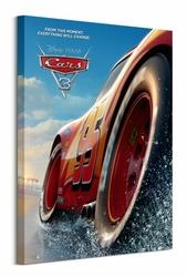 Cars 3 Beach - obraz na płótnie