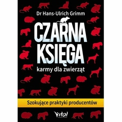 Czarna księga karmy dla zwierząt