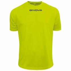 GIVOVA Koszulka Piłkarska ONE MAC01-0019 - Żółty