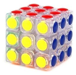 MoYu Linggan 3x3x3 pure transparent