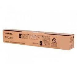 Toner Oryginalny Toshiba T-FC30EY 6AJ00000095 Żółty - DARMOWA DOSTAWA w 24h