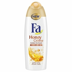 Fa, Honey Cream, żel pod prysznic, 250 ml