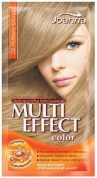 Joanna Multi Color, szampon koloryzujący w saszetce, 02 perłowy blond
