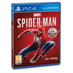 Gra PS4 Marvels Spider-Man