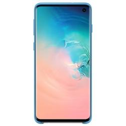 Samsung Etui Silicone Cover Galaxy S10 niebieskie