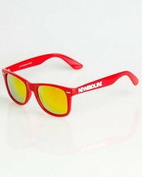 Okulary New Bad Line CLASSIC NEON YELLOW FLASH YELLOW MIRROR - 1343