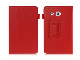 Etui STAND COVER do Galaxy Tab A 7.0 T280, T285 Czerwone - Czerwony