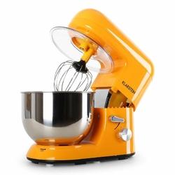 Robot kuchenny KLARSTEIN TK2-BELLA ORANGINA  1200 W  6-stopniowa regulacja prędkości  3 mieszadła