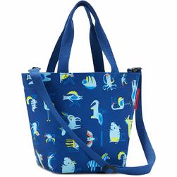 Torba na zakupy dla dzieci Reisenthel Shopper XS kids abc niebieska RIK4066