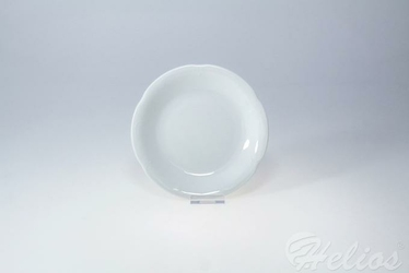 Talerz deserowy 17 cm - C000 KAMELIA Biała