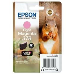 Tusz Oryginalny Epson T3786 C13T37864010 Jasny purpurowy - DARMOWA DOSTAWA w 24h