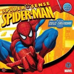 Spider-Man - kalendarz 2012 r.