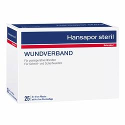 Hansapor steril Wundverband 8x10 cm