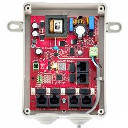SWITCH 5-PORTOWY POE ATTE IPB-5-10-S4 - Szybka dostawa lub możliwość odbioru w 39 miastach
