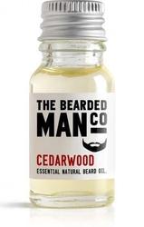 Bearded Man Co - Olejek do brody - Cedarwood 10ml