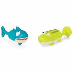Zestaw dwóch sikawek – Rekin i Krokodyl, B.toys