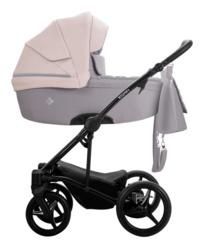 Wózek Bebetto Torino 3w1 fotel Maxi Cosi Rock i-Size