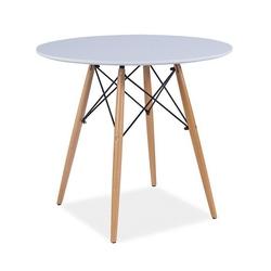 Stół Soharo 80cm biały