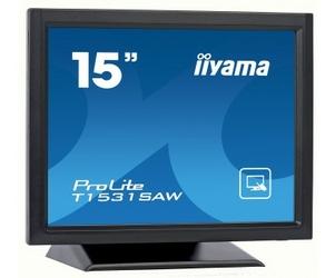 Monitor LED IIYAMA T1531SAW-B3 15 dotykowy - Szybka dostawa lub możliwość odbioru w 39 miastach