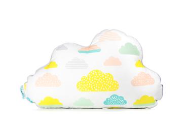Poduszka ozdobna Pastelowe Krople - Chmurka