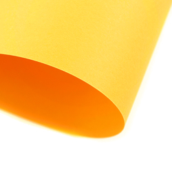 Papier kartonowy 130 g A4 - złota żółć - ŻÓŁZŁO