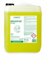 VC 242 Brudpur, skoncentrowany środek do usuwania tłustego brudu, 10l