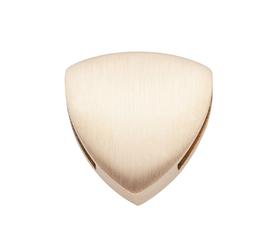 miedziany element magnetyczny do bransoletki 2762-2 serce
