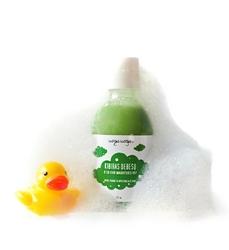 Uoga Uoga, Naturalna Pianka do kąpieli z olejkiem pomarańczowym, 250ml