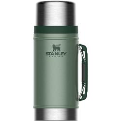 Termos obiadowy duży z uchwytem Stanley Legendary Classic zielony 0,94L 10-07937-003