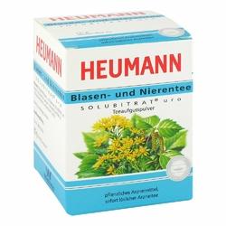 Heumann SOLUBITRAT uro Herbata na pęcherz i nerki